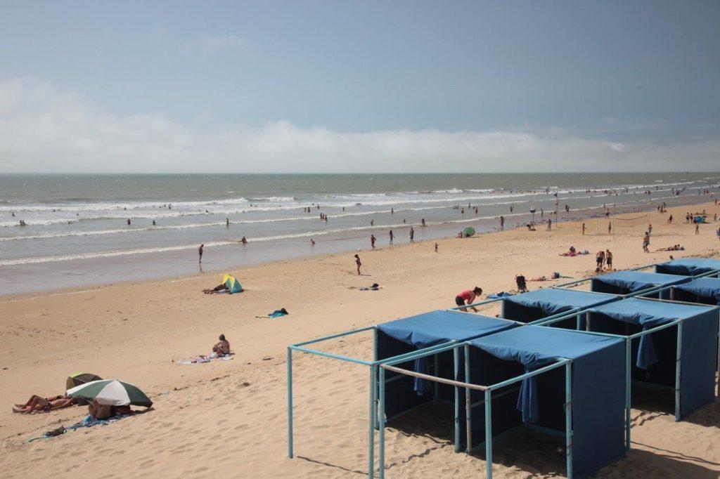 Grande plage de St Jean de Monts