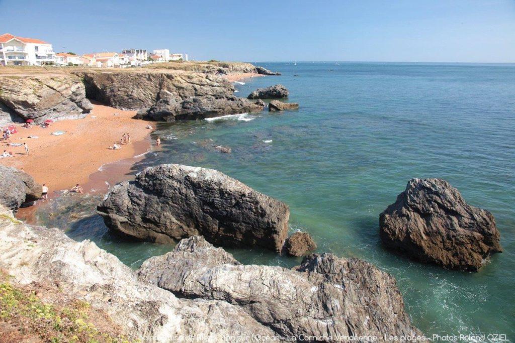 camping proche de la plage à Saint Hilaire de Riez