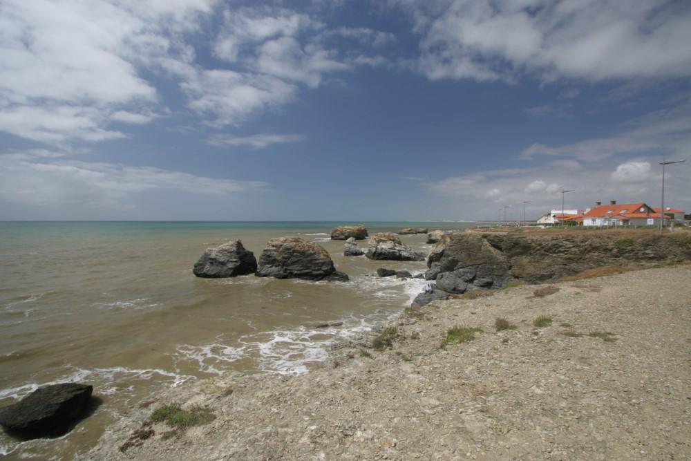 camping proche de l'océan