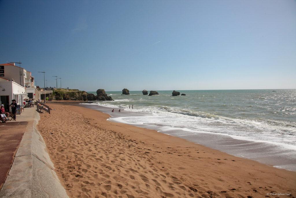 camping proche de la plage en Vendée