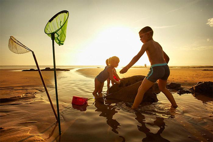 vacances dans le meilleur camping en bord de mer