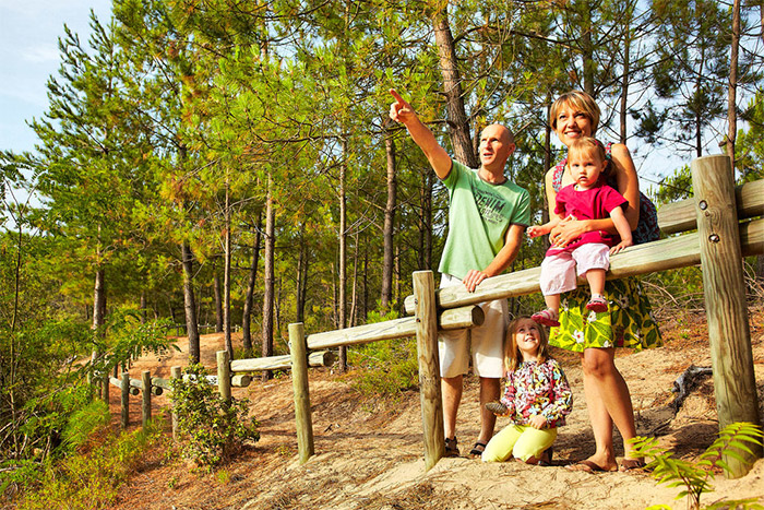 séjour camping 3 étoiles calme et familial sur la côte atlantique