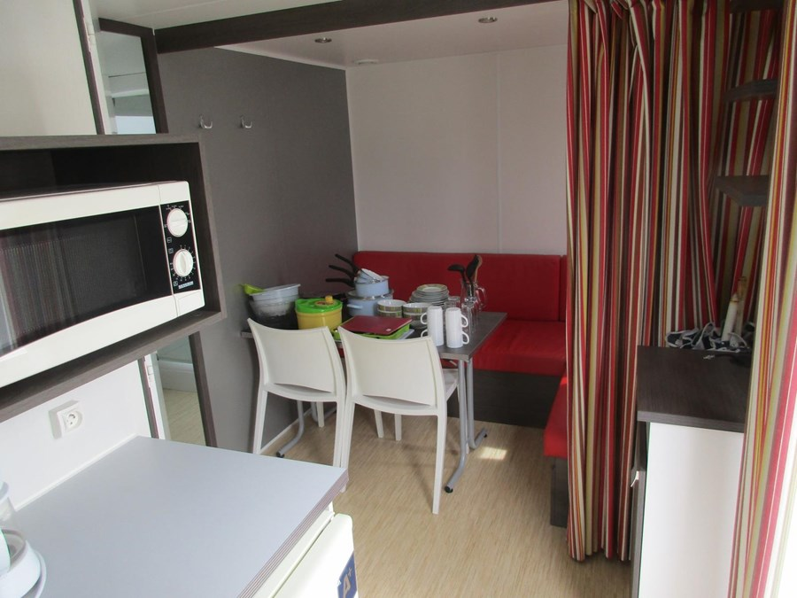 location mobil home camping Saint Jean de Monts
