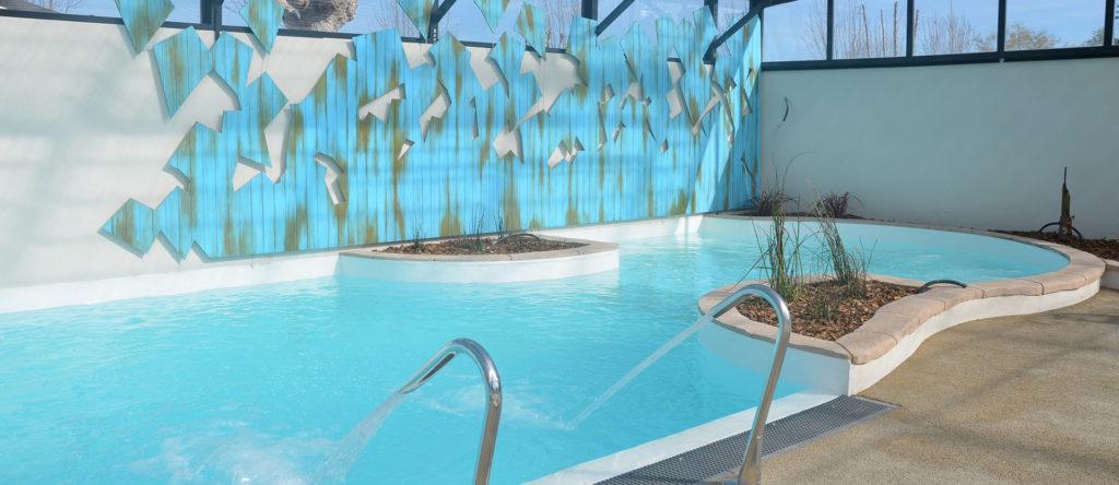 location de mobil home camping avec piscine